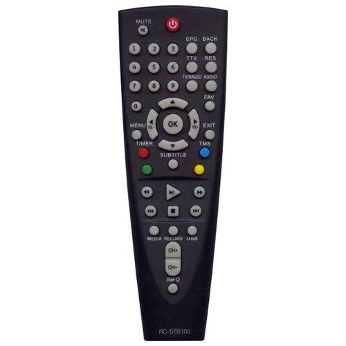 Фото - Пульт ДУ Huayu к DVB-приставке BBK RC-STB100(RC-STB103,RC-SMP712) пульт ду huayu для vestel rc 1241 tehno ts 1405