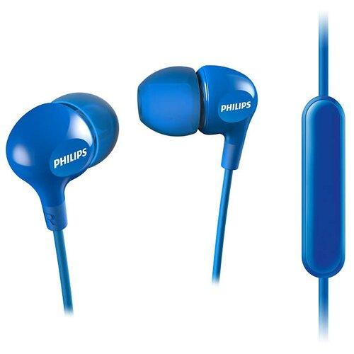 Наушники Philips SHE3555 blue  - купить со скидкой