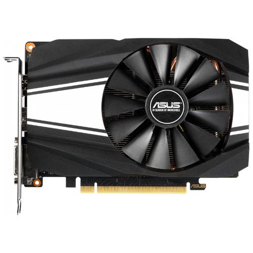 Видеокарта ASUS PHOENIX GeForce RTX 2060 1365MHz PCI-E 3.0 6144MB 14000MHz 192 bit DVI DisplayPort 2xHDMI HDCP Retail