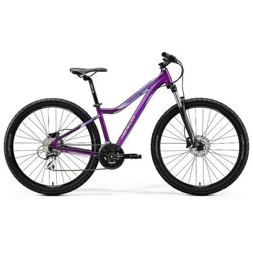 цена на Горный (MTB) велосипед Merida Matts 7.20 (2020) glossy purple/lilac L (требует финальной сборки)