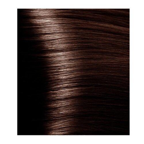 Купить Kapous Professional Magic Keratin Краска для волос, 5.35 светлый коричневый каштановый золотистый, 100 мл