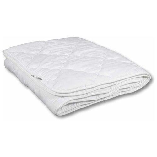 Одеяло АльВиТек Гостиница-микрофибра, легкое, 140 х 205 см (белый)