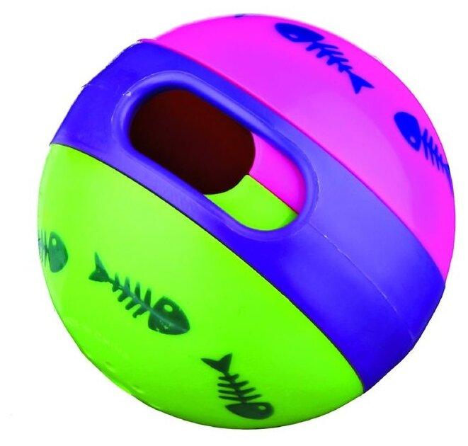 Мячик для кошек TRIXIE Snack Ball (41362)