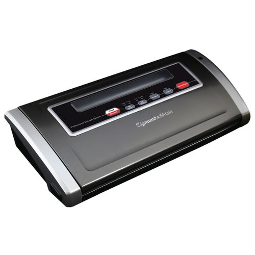 Вакуумный упаковщик Zigmund & Shtain Kuchen-Profi VS-505 черный/серебристый