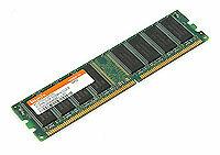 Оперативная память 512 МБ 1 шт. Hynix DDR 400 DIMM 512Mb