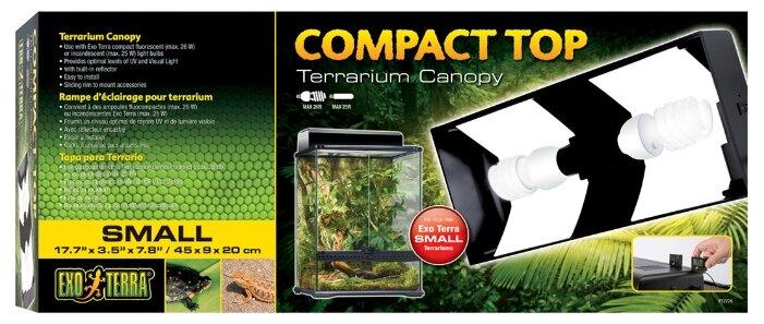 Крышка-светильник Exo Terra Compact Top (PT2226)
