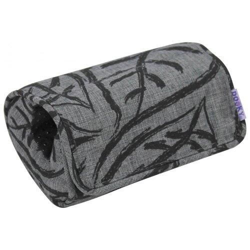 Купить DOOKY- XPLORYS Подушка для переноски автокресла Leaves grey leaves, Аксессуары для колясок и автокресел