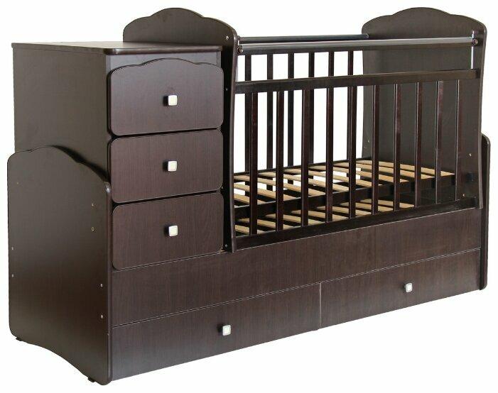 Кроватка Фея 2100 (трансформер)