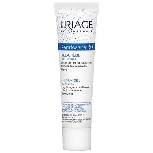 Гель-крем для рук и ног Uriage Keratosane 30 для локализованных утолщений кожи 40 мл урьяж мицеллярная вода очищающая для кожи склонной к покраснению 250 мл uriage гигиена uriage