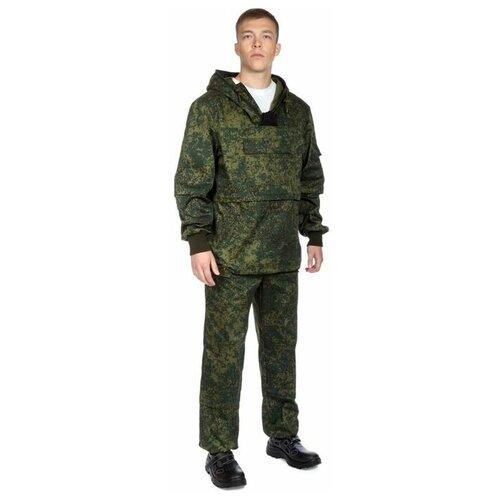 Костюм противоэнцефалитный Вихрь-2 с сеткой (брюки+куртка, р.48-50, рост 182-188) 1328778