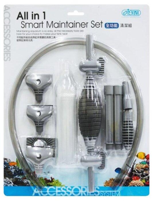 Сифон механический ISTA All in 1 Smart Maintainer Set