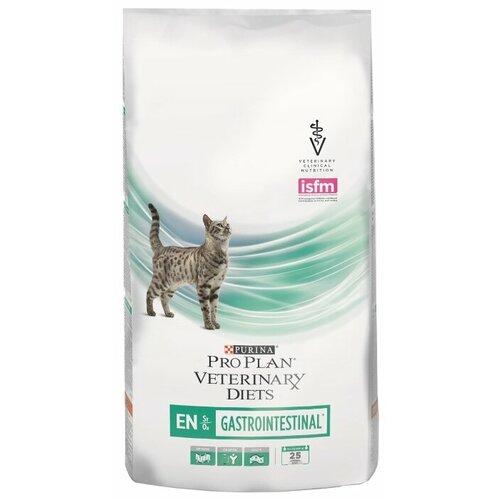 Фото - Корм для кошек Pro Plan Veterinary Diets Feline EN Gastrointestinal dry (1.5 кг) корм для кошек pro plan veterinary diets feline en gastrointestinal canned 0 195 кг 24 шт