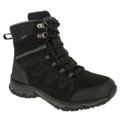 Ботинки KENKA размер 40, черный ботинки для мальчика kenka цвет черный fkh 6626 2 black размер 28