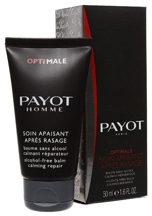 Бальзам после бритья Optimale Успокаивающий Payot