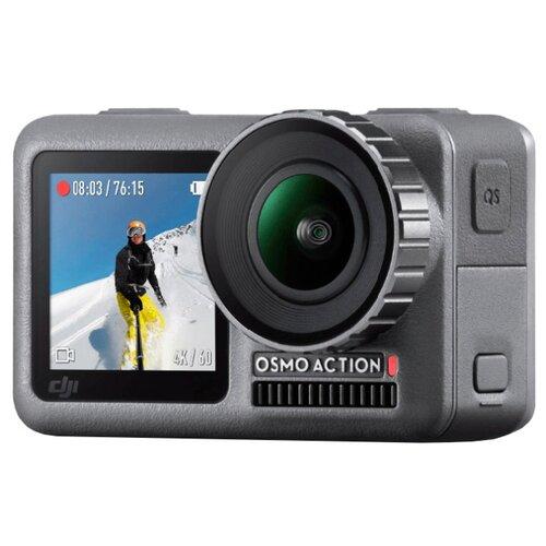 Фото - Экшн-камера DJI Osmo Action серый термос la playa thermo bottle action 500ml 560094 4020716000947