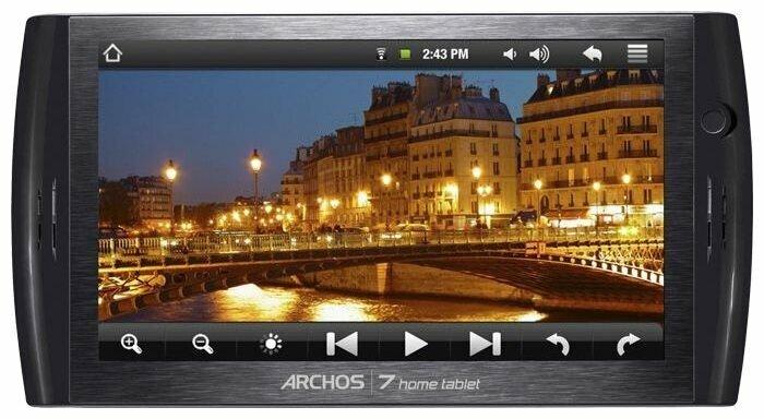 Планшет Archos 7 home tablet 4Gb