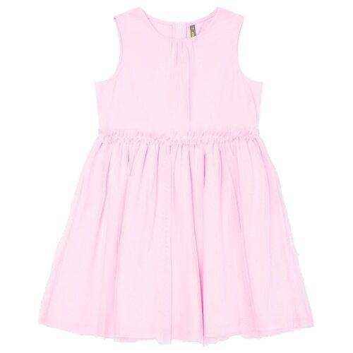 цена Платье crockid размер 122, розовое облако онлайн в 2017 году