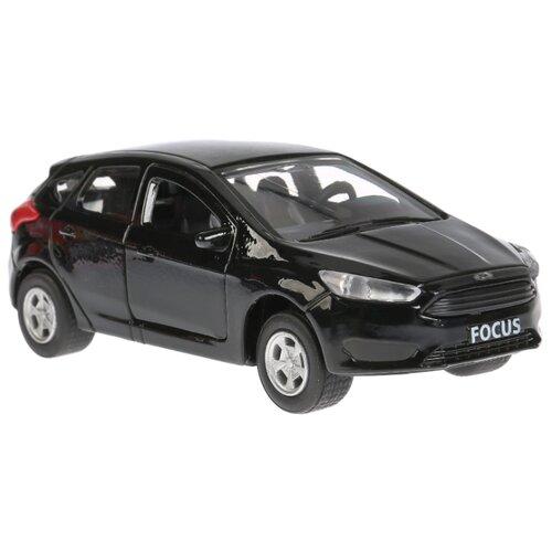 Купить Легковой автомобиль ТЕХНОПАРК Ford Focus 12 см черный, Машинки и техника
