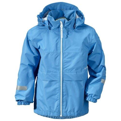 Куртка Didriksons Droppen 502343 размер 100, 312 небесно-голубой парка didriksons marcel