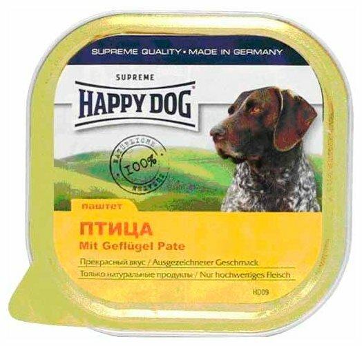 Корм для собак Happy Dog NaturLine птица 150г