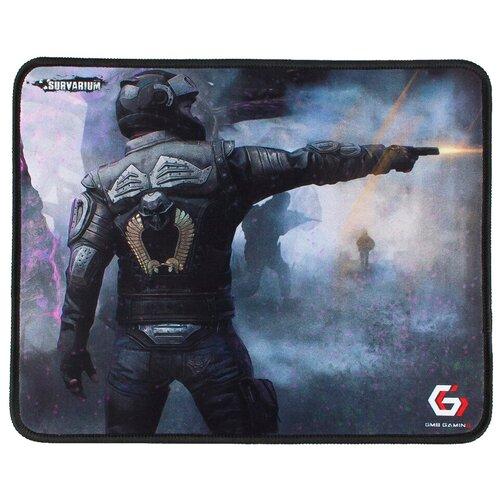 Коврик Gembird MP-GAME23 черный