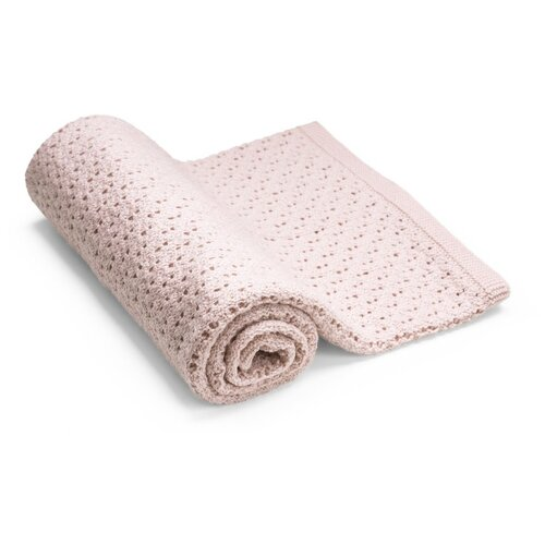 Купить Плед Stokke Blanket 80х80 см pink, Покрывала, подушки, одеяла