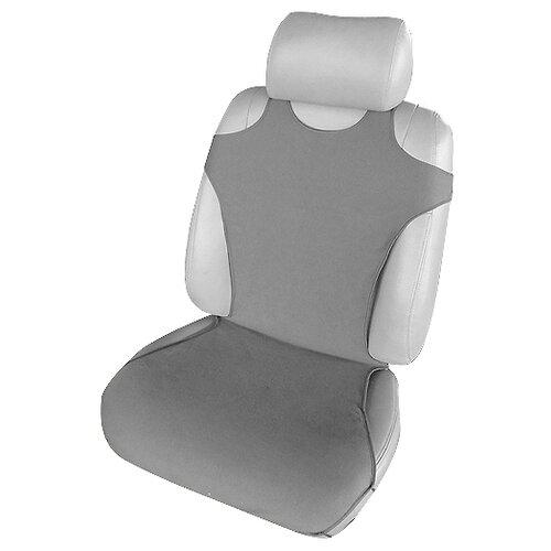 Комплект чехлов autostandart Dolphin серый
