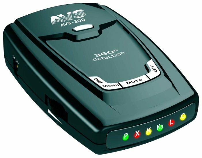 Радар-детектор AVS AVS-300