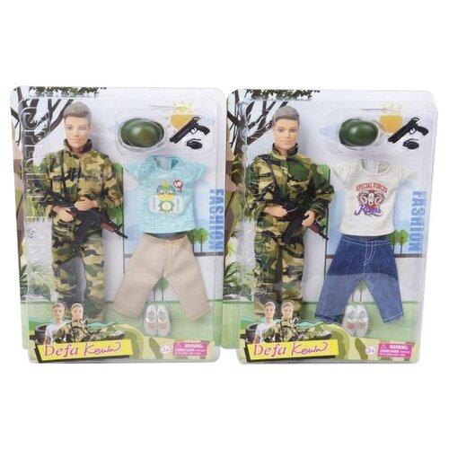 Кукла Defa Lucy Кевин-защитник, 30 см, 8412, Куклы и пупсы  - купить со скидкой