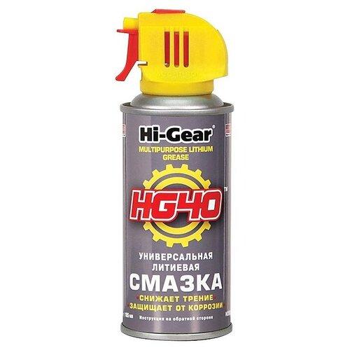 Смазка для водного транспорта Hi-Gear HG40 0.142 кг