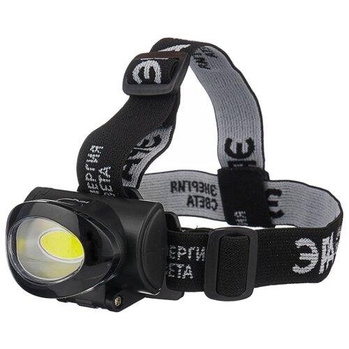 цена на Налобный фонарь ЭРА GB-601 черный