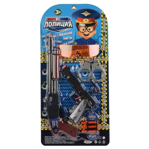 Купить Игровой набор Играем вместе Полиция 1412Y071-R, Полицейские и шпионы