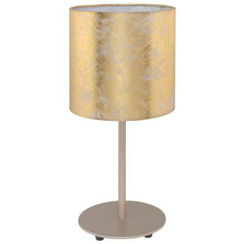 Фото - Настольная лампа Eglo Viserbella 97646, 60 Вт настольная лампа eglo montalbano 98381 60 вт