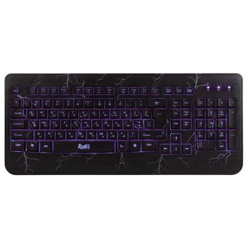Игровая клавиатура SmartBuy SBK-715G-K Black USB