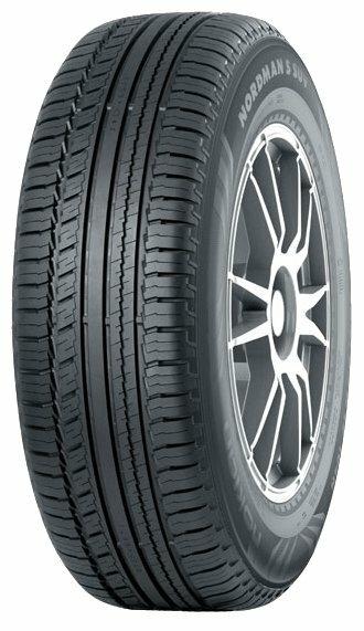 Автомобильная шина Nokian Tyres Nordman S SUV 225/65 R17 102H летняя