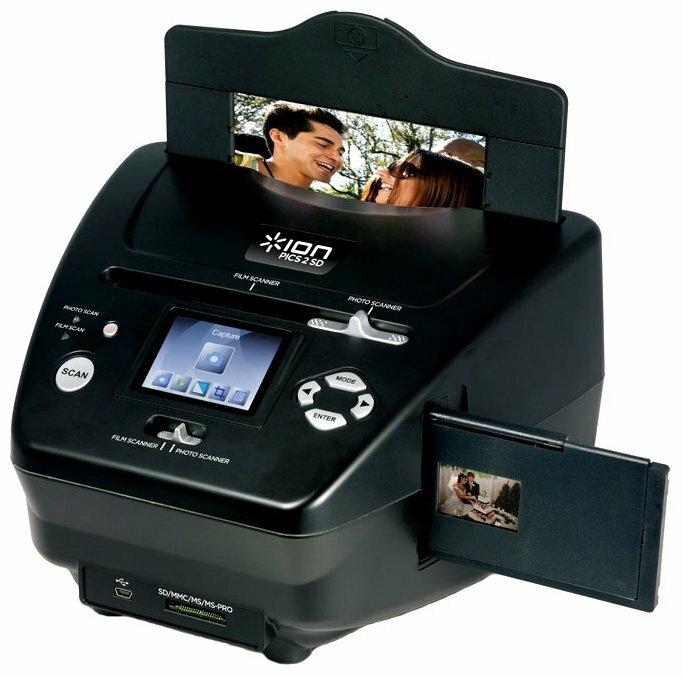 Сканер Ion PICS 2 SD