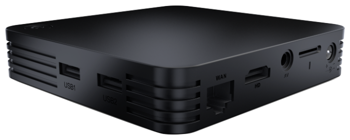 ТВ-приставка DUNE HD SmartBox 4K фото 1
