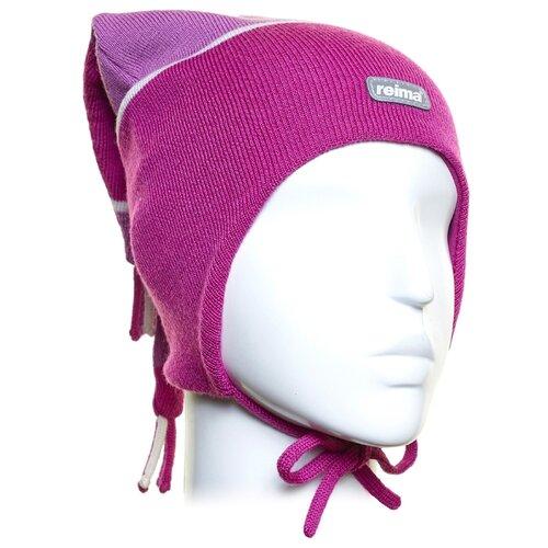 Шапка Reima размер 46, fuchsia шапка reima reima re883cgiiul2