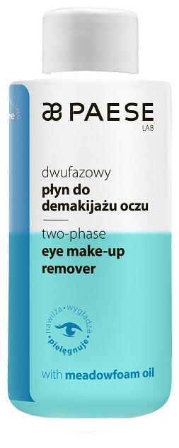 PAESE двухфазная жидкость для снятия макияжа глаз