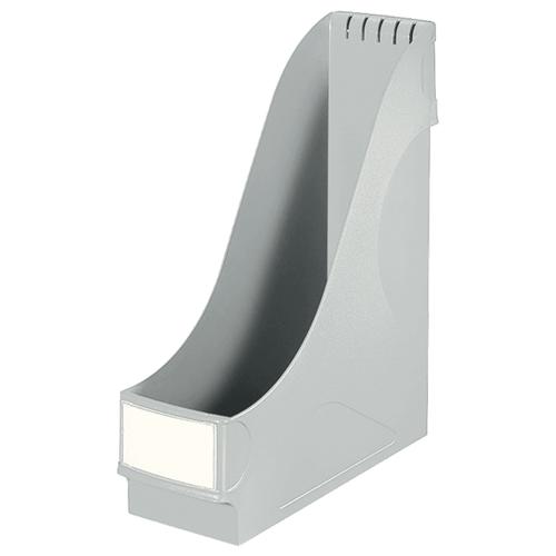 Купить Лоток вертикальный для бумаги Leitz 24250085/24250095/24250035 серый, Лотки для бумаги