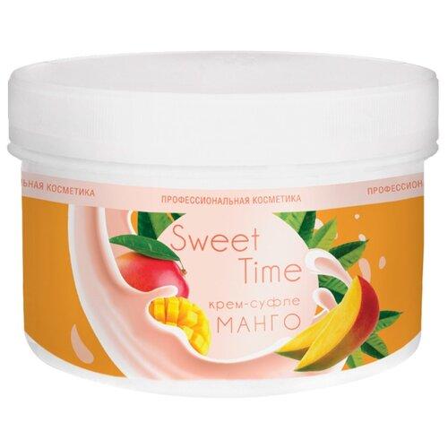 Купить Крем для тела Domix Green Professional Sweet Time Манго, банка, 500 мл