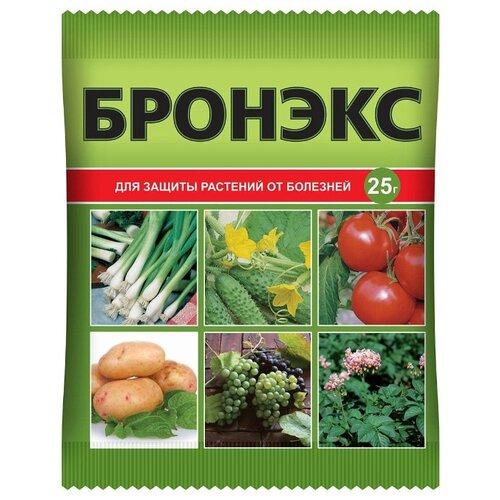 Ваше хозяйство Препарат для защиты растений от болезней Бронэкс, 25 г