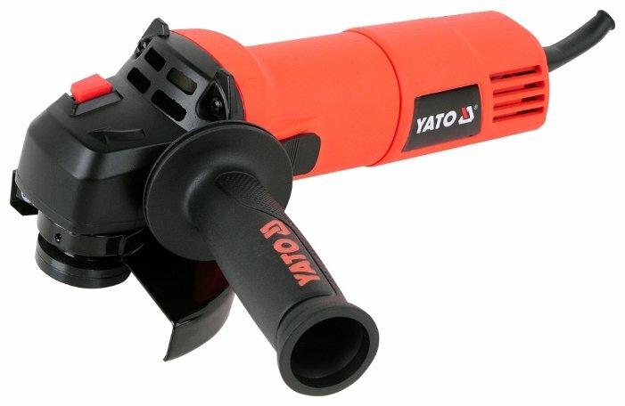 УШМ YATO YT-82090, 710 Вт, 115 мм