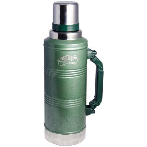Классический термос Tramp TRC-097, 2.2 л зеленый