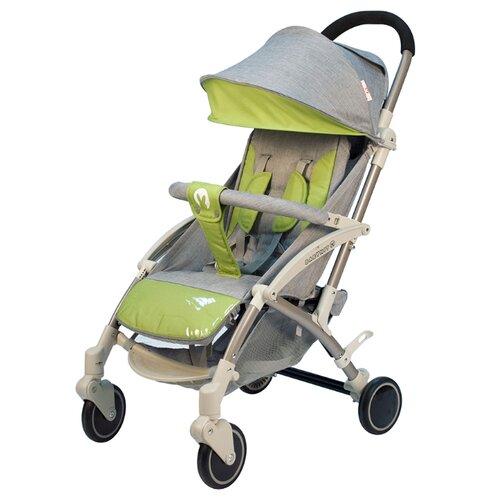 Купить Прогулочная коляска Babyhit Allure светло-серый/зеленый, Коляски