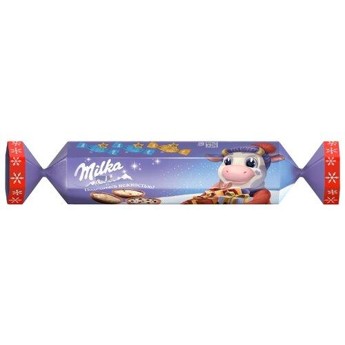 Подарочный набор Milka Ассорти, молочный шоколад, в упаковке в виде конфеты, 94.5 г недорого
