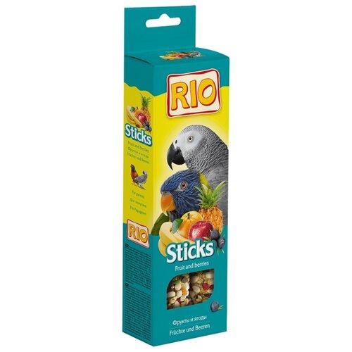 Лакомство для птиц RIO с фруктами и ягодами 150 г