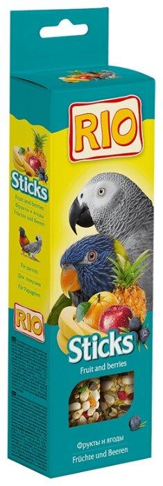 Лакомство для птиц RIO с фруктами и ягодами