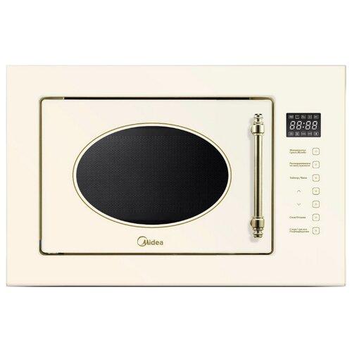 Микроволновая печь встраиваемая Midea MI9255RGI-B встраиваемая микроволновая печь midea mi9251rgi b