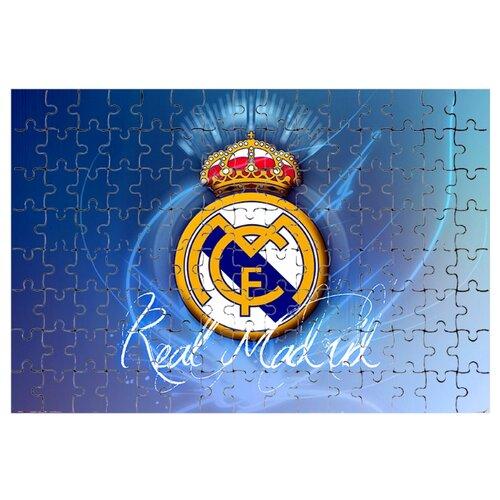 Купить Магнитный пазл Корона Реал Мадрид, Drabs, Пазлы